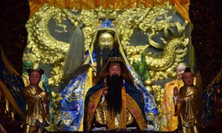 神界高富帥呂洞賓誕辰 這三種人不能缺席