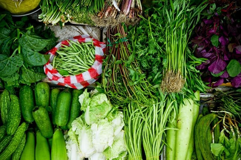 防疫在家煮需求量大  蔬菜價格飆漲得離譜