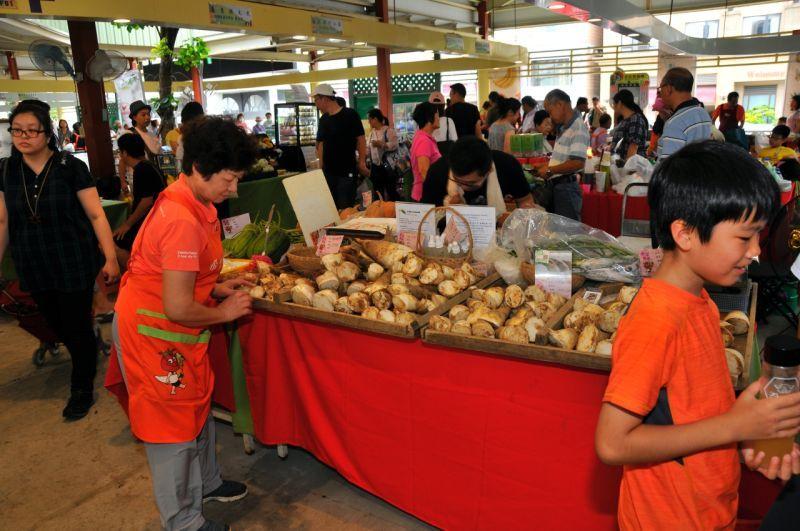 新北綠竹筍展售會拚經濟 29家餐廳滿千送百強強滾