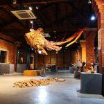 傳承三義木雕 行動博物館前進淡水