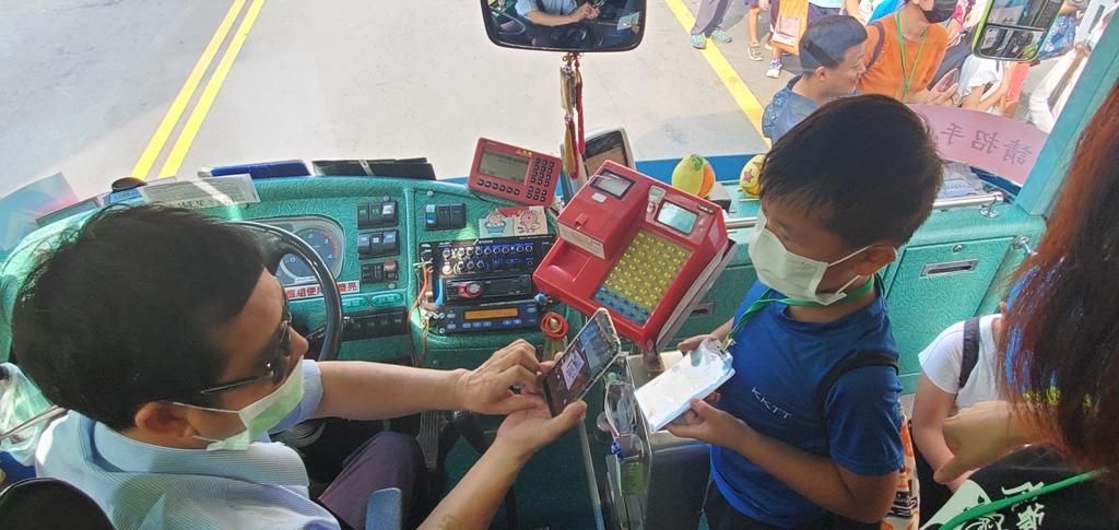 台灣好行故宮南院線玩透透  QRcode電子票證首度推出
