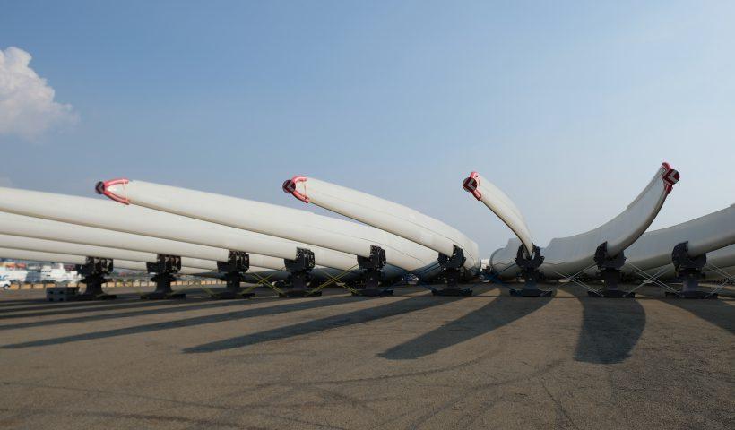 台中港離岸風電產業鏈逐漸成形/圖片來源:臺中市政府經濟發展局